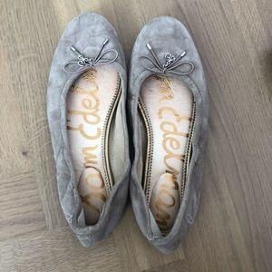 Sam Edelman Ballet Flats -Tan 7.5